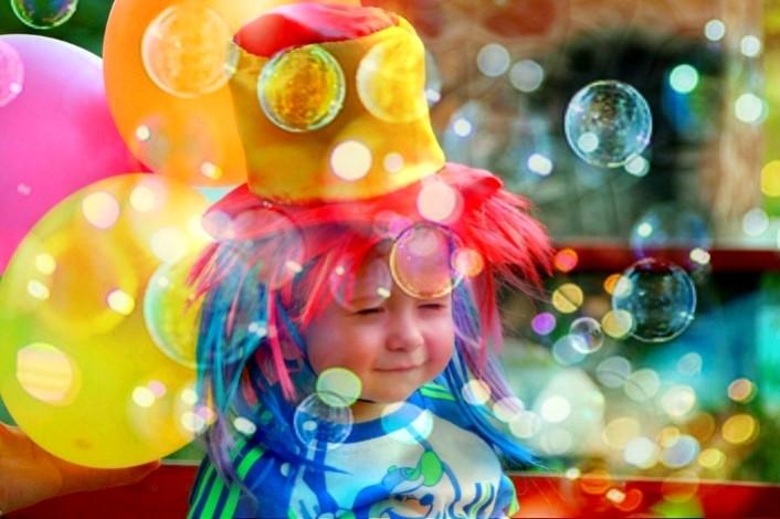 Семейный праздник Мыльных пузырей в ТЦ РАДУГА!!!