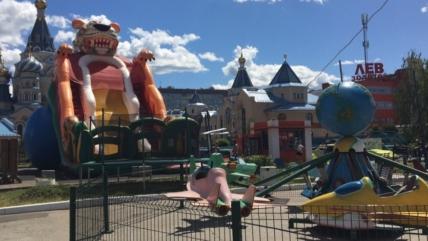 «Радуга парк» ждет своих маленьких друзей в гости!