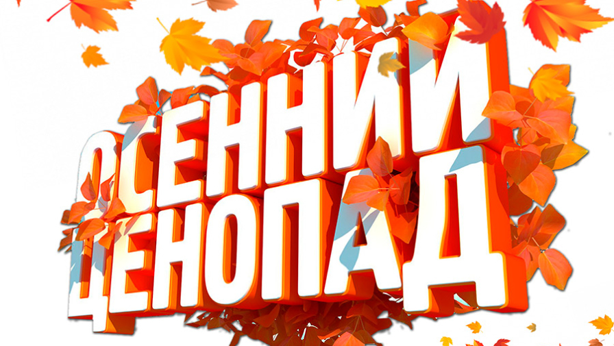 Осенний ценопад в магазине «Масяня»!