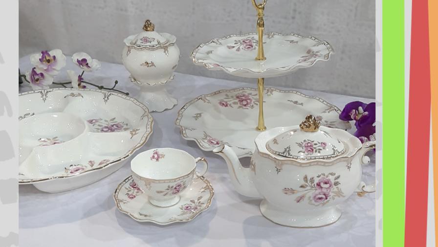 В магазине » Полная Чаша» большое поступление новых коллекций посуды!!!