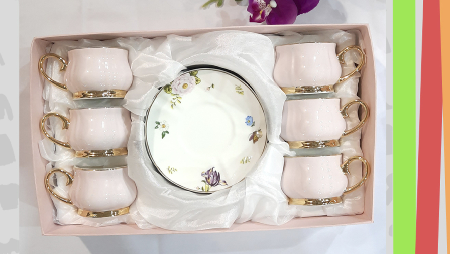 В магазине «Полная Чаша» поступление новых коллекций посуды!