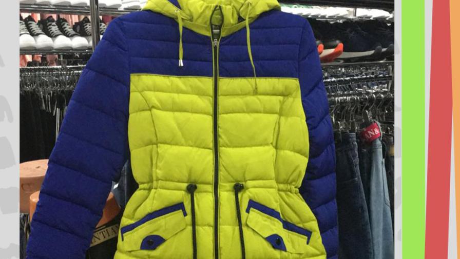 Весенние куртки от 1000 рублей!