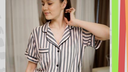 Самые стильные и уютные пижамы в отделе «САНДАЛ»