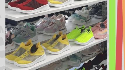 В отделе GOLD STAR большое поступление обуви!