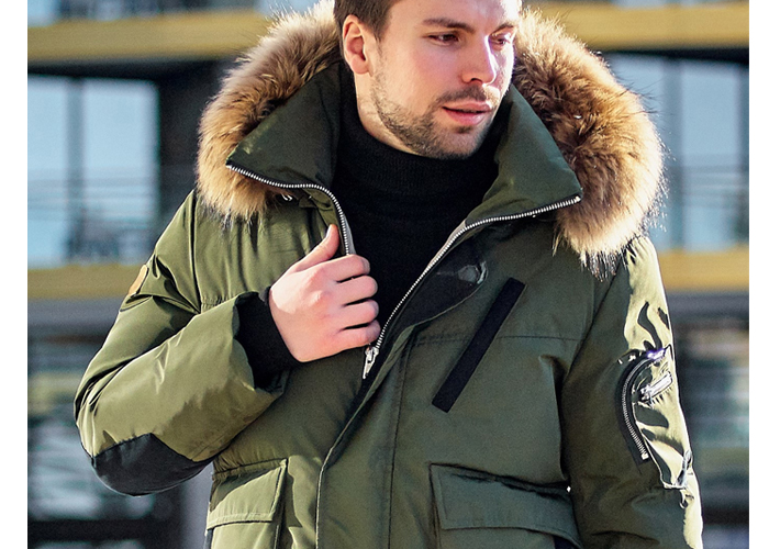 Теплые, качественные куртки уже ждут вас в магазине Manstaff